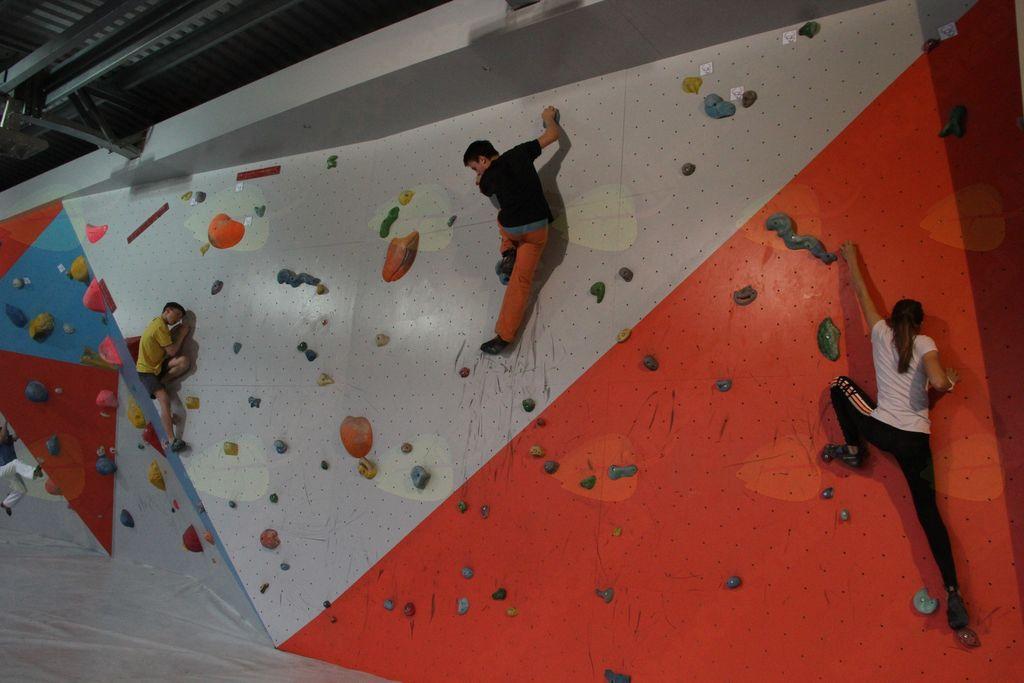 Nova plezalna stena