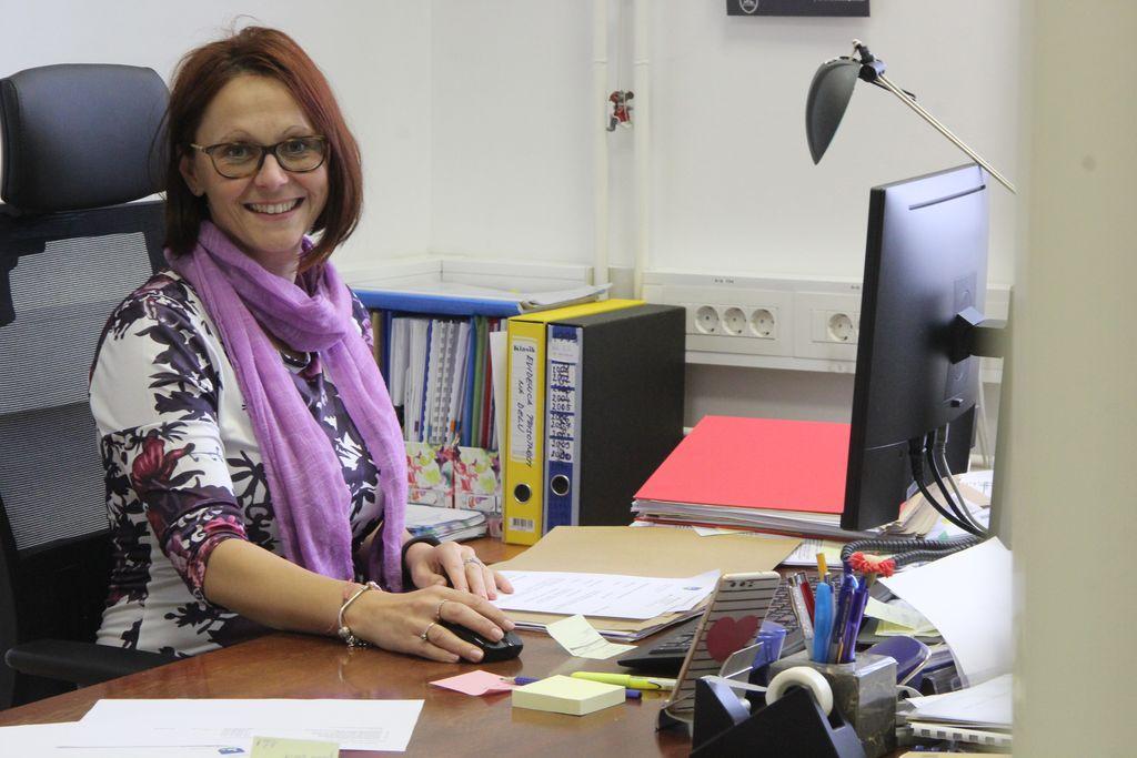 Urška Marolt, direktorica občinske uprave Horjul