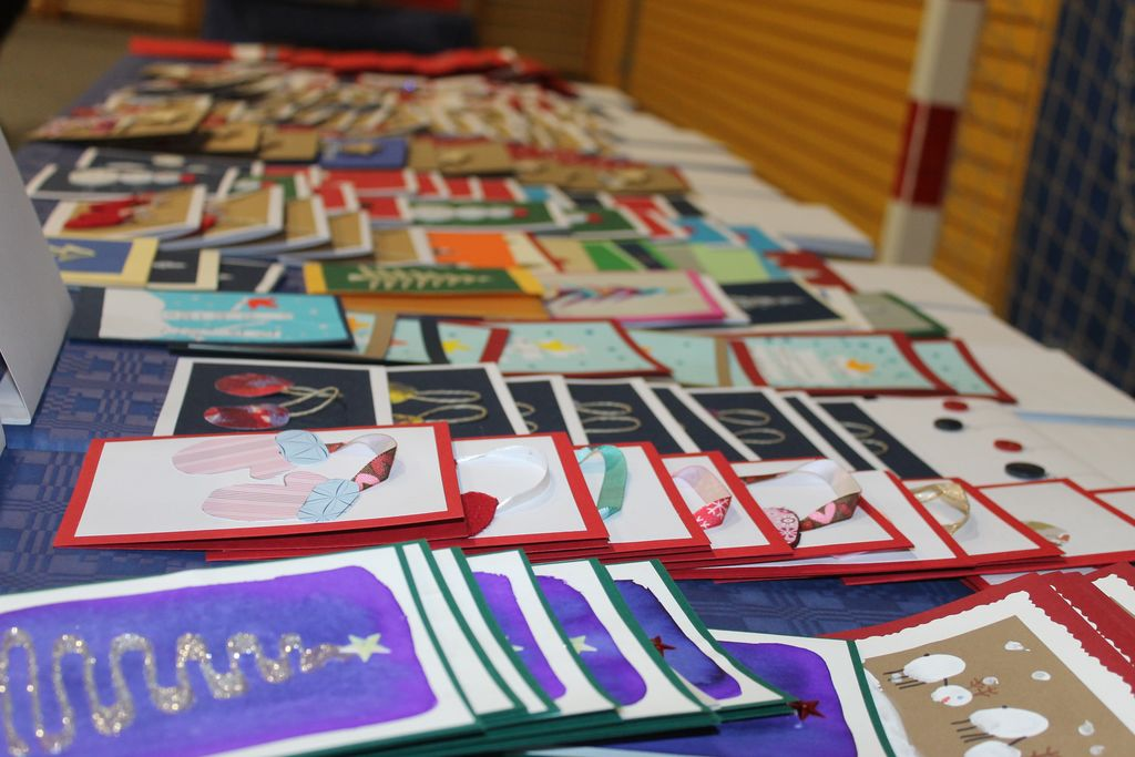 Božično-novoletni bazar Osnovne šole Horjul