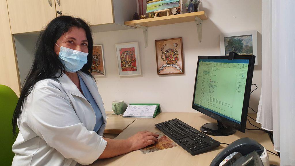 Slavica Vekič pravi, da je za uspešen boj z virusom zaslužen vsak stanovalec in zaposlen v domu starejših v Horjulu.