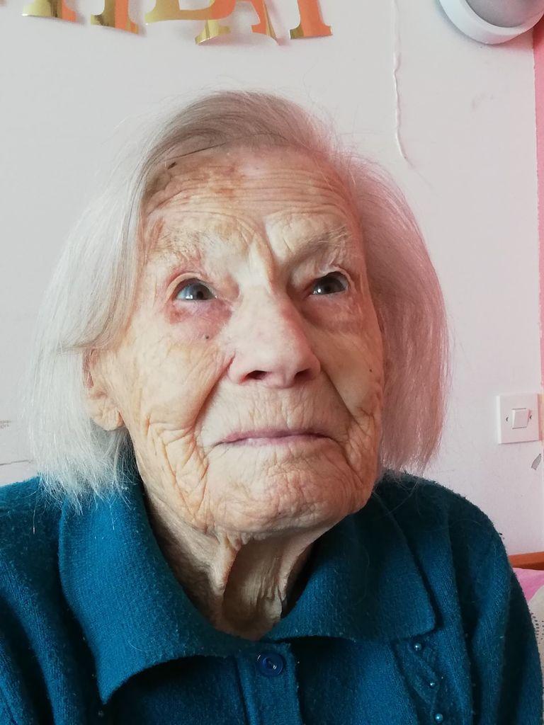 Tilka Bračun je pri 107 letih premagala korona virus.