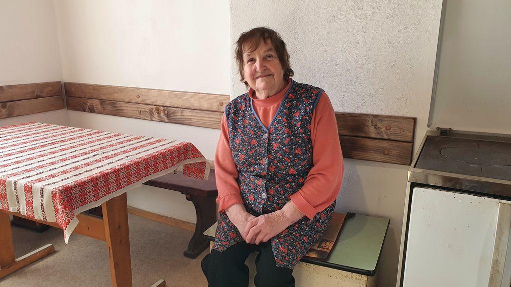 Marija je hvaležna vsem dobrim ljudem, ki so ji priskočili na pomoč.