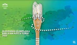Slovenska bakla na poti v Tokio tudi skozi Horjul