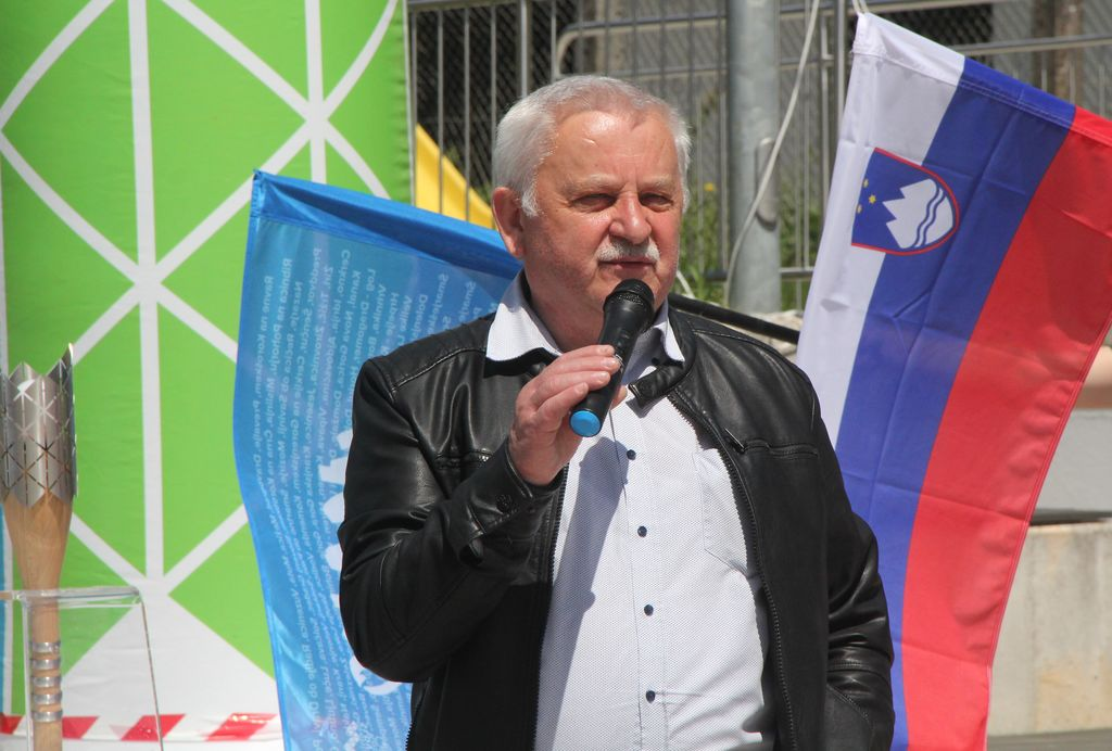 Župan je izrazil upanje, da nekoč dobimo tudi horjulskega olimpijca ali olimpijko.