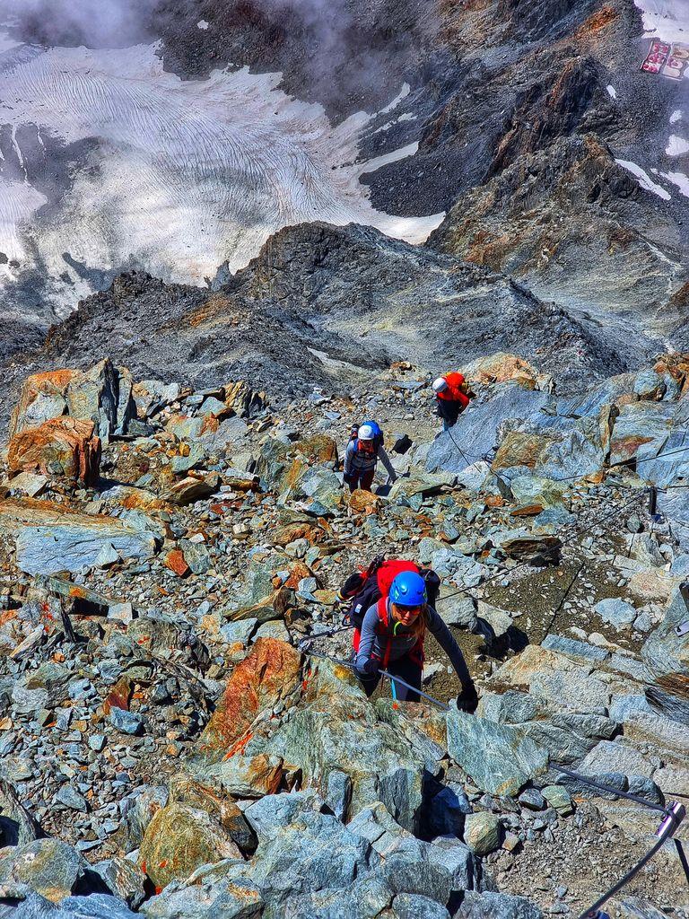 Vzpon na Mont Blanc, najvišjo goro v Alpah