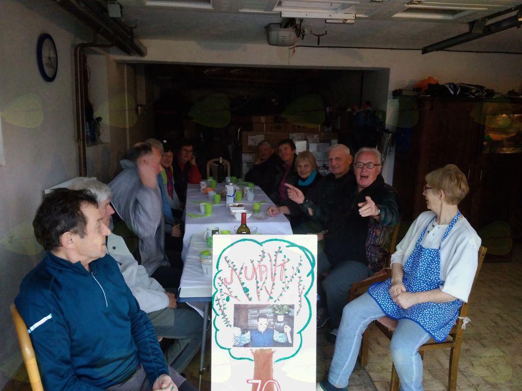 Pohodniki Društva upokojencev Preddvor so bili znova aktivni