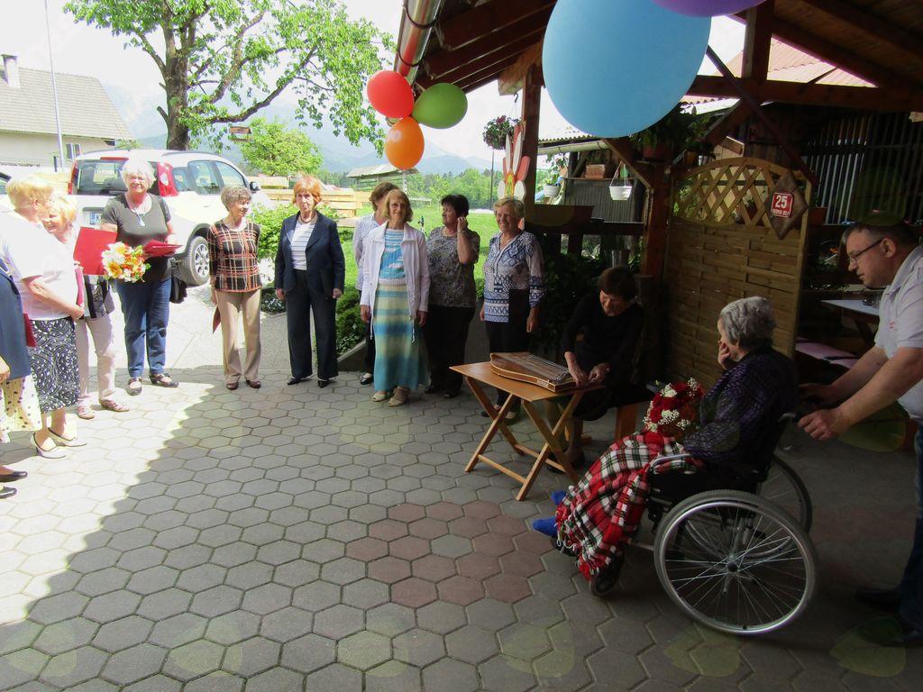 90 let Marice Snedec