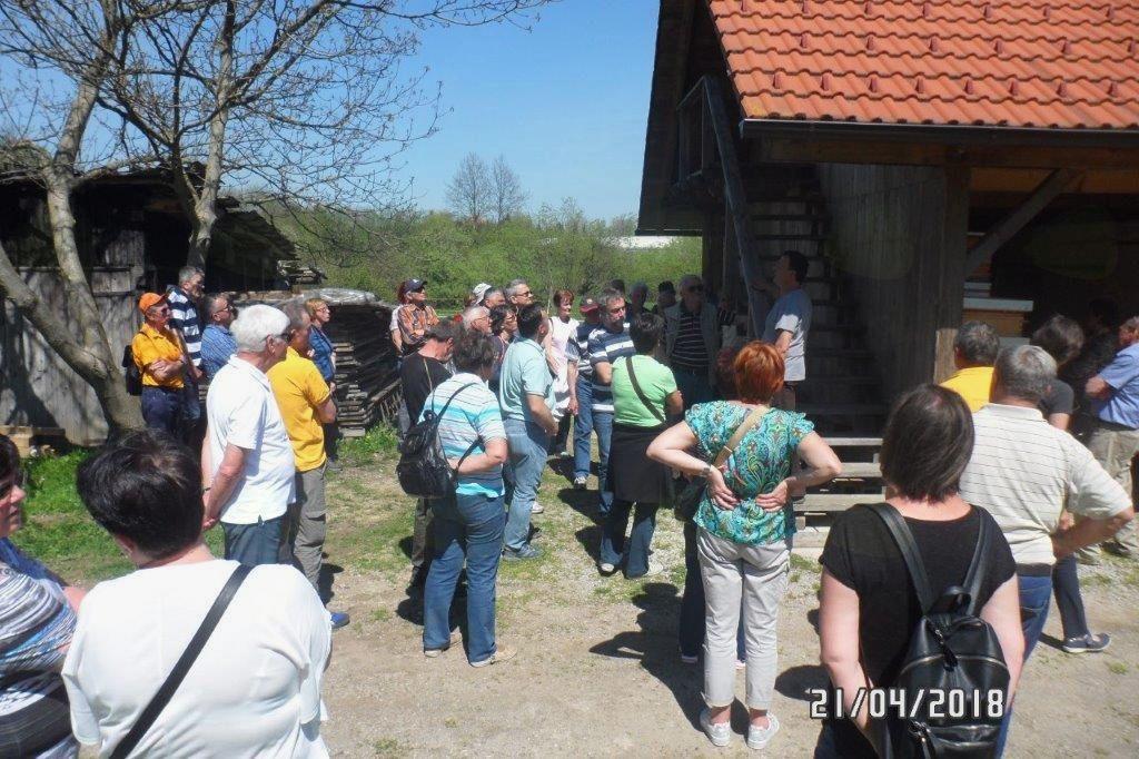 Strokovna ekskurzija Čebelarskega društva Fran Lakmayer Preddvor