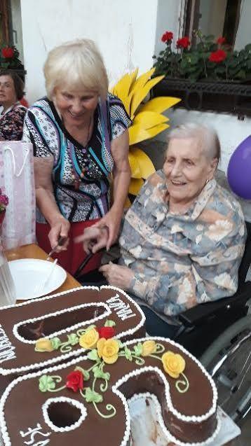 90 let Mance Polajnar