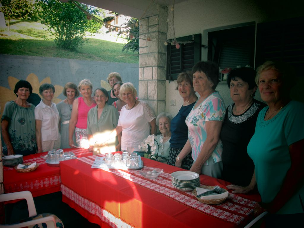 Pavla Dolinšek iz Tupalič praznovala 90. rojstni dan