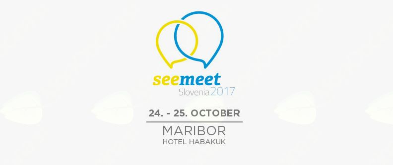 Povabilo k udeležbi na SEEMEET 2017