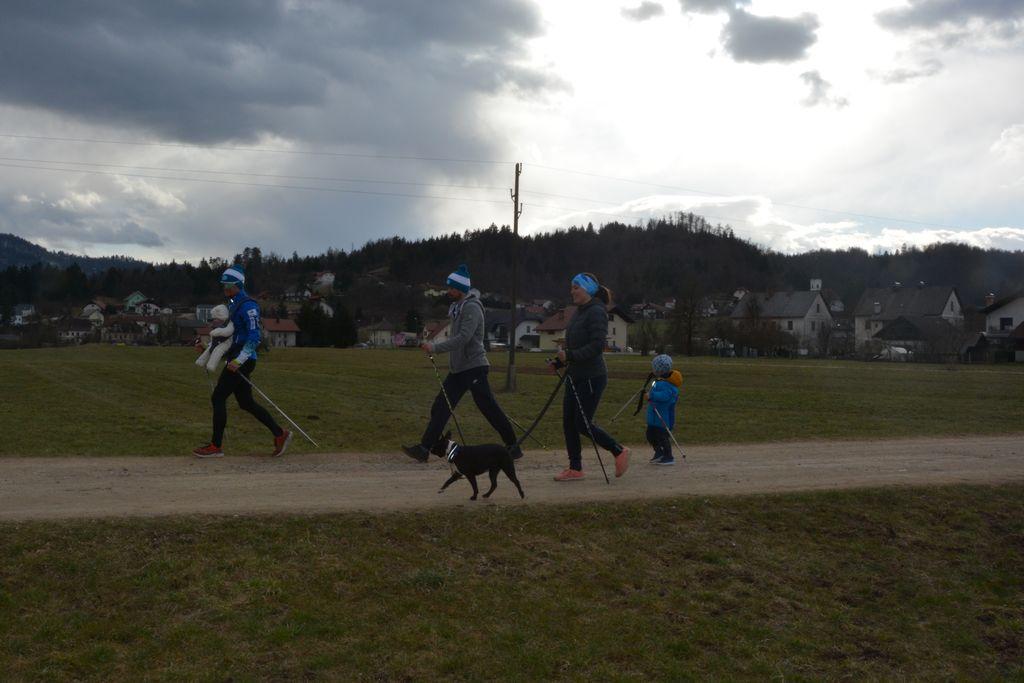 TSK LOGATEC: Nordijska hoja tudi v Logatcu