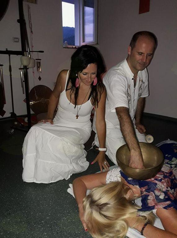 Gong kopel in zvočne masaže v Duhovnem Wellnessu