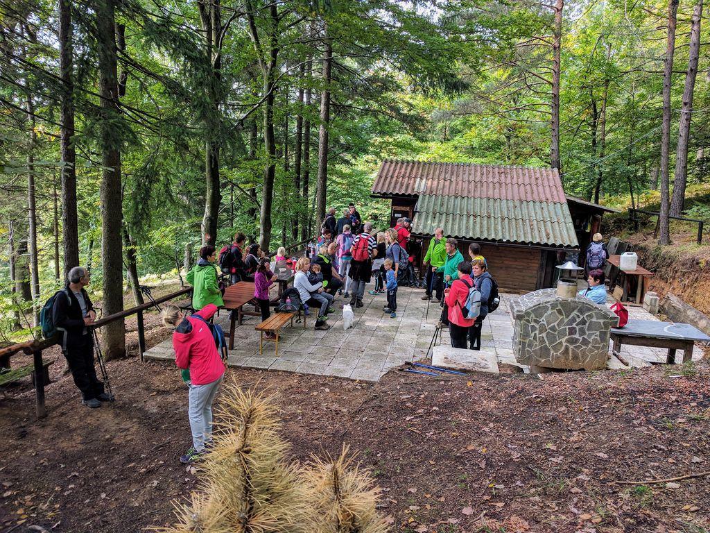 Drugi tradicionalni pohod po krožni poti okoli Brezoviškega hriba