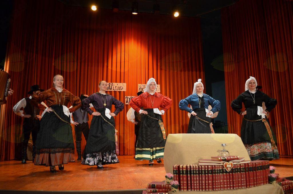 Folklorna skupina KD Rožmarin