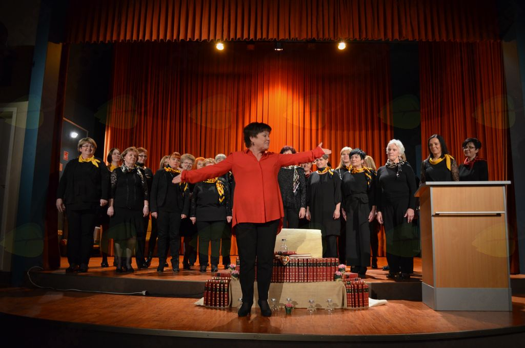 Ženski pevski zbor KD Brezovica