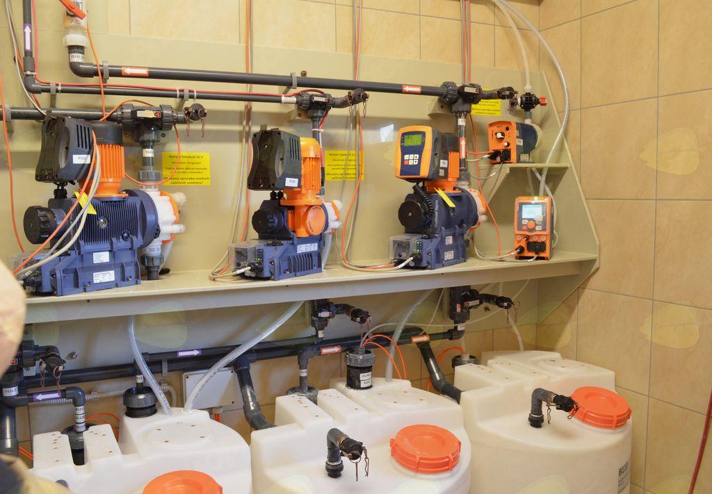 Kemikalije za pranje filtrov