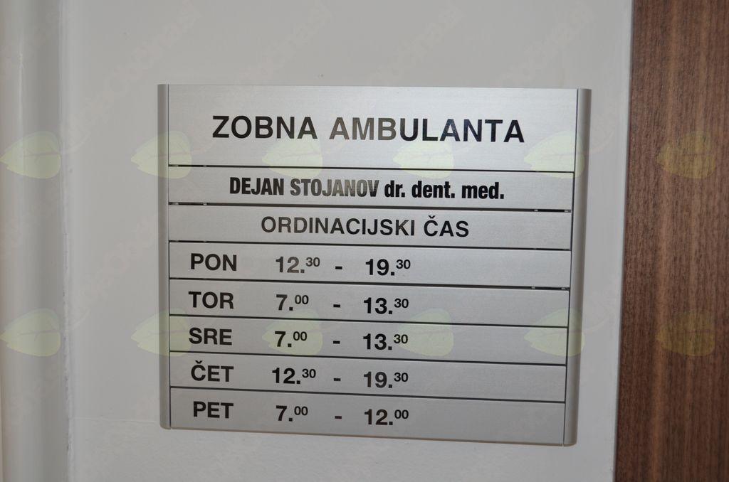 Obnovljena zobozdravstvena ambulanta v Podpeči