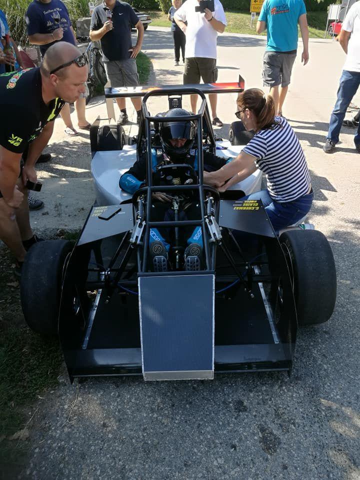 Testiranje rally avtomobilov