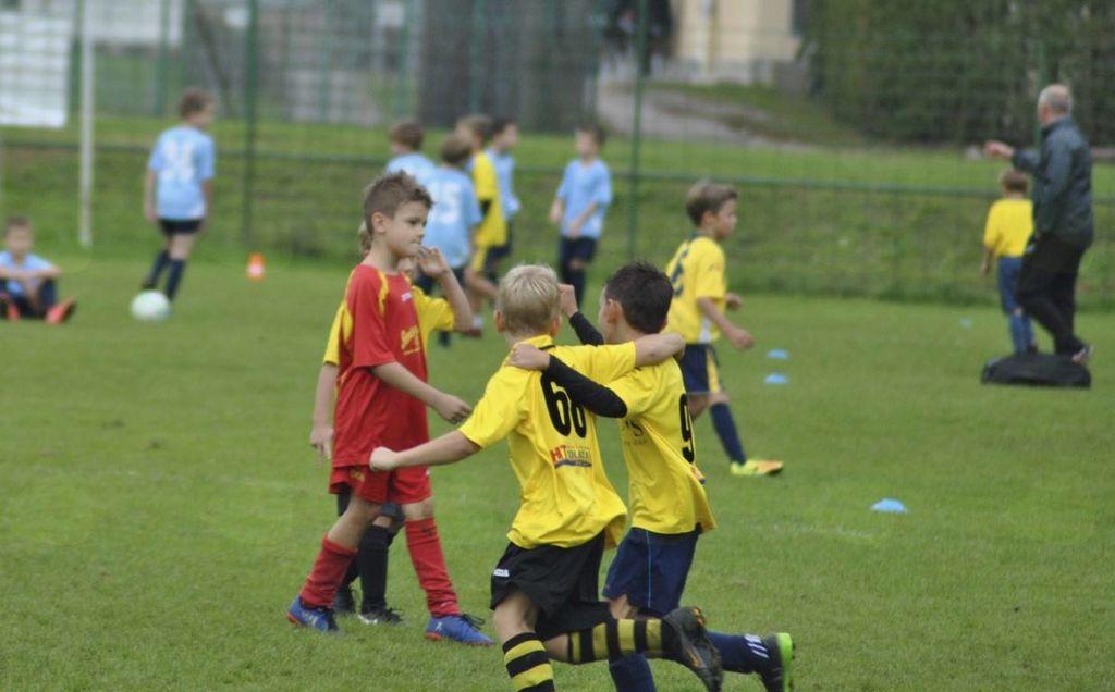 Nogometni turnir najmlajših