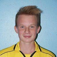 Jan Tome, mladinec, ki dobiva priložnost v članski vrsti.