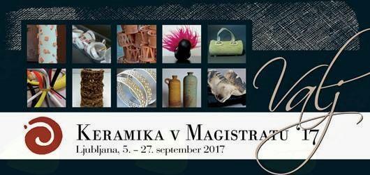 Keramika v Magistratu 2017 - vanj