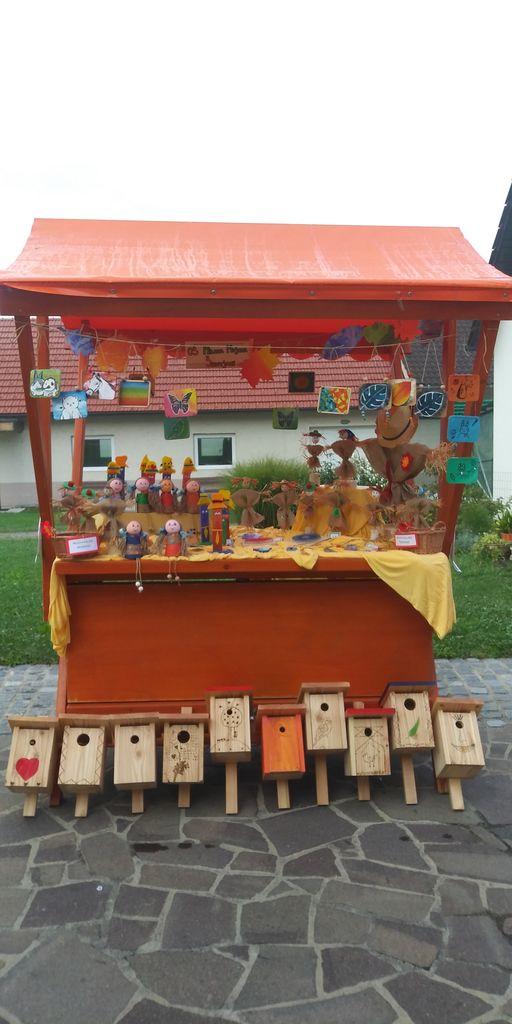 Izdelki za Šentjanško tržnico