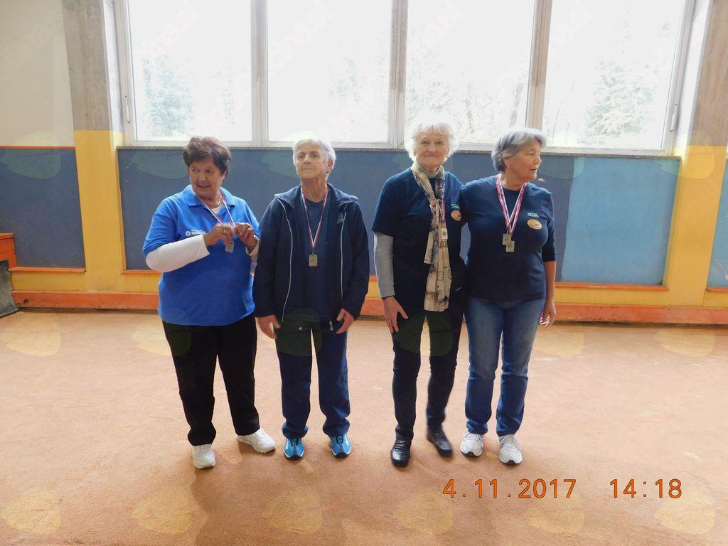 ŠDB Logatec ženske - bronasta medalja! Čestitke!