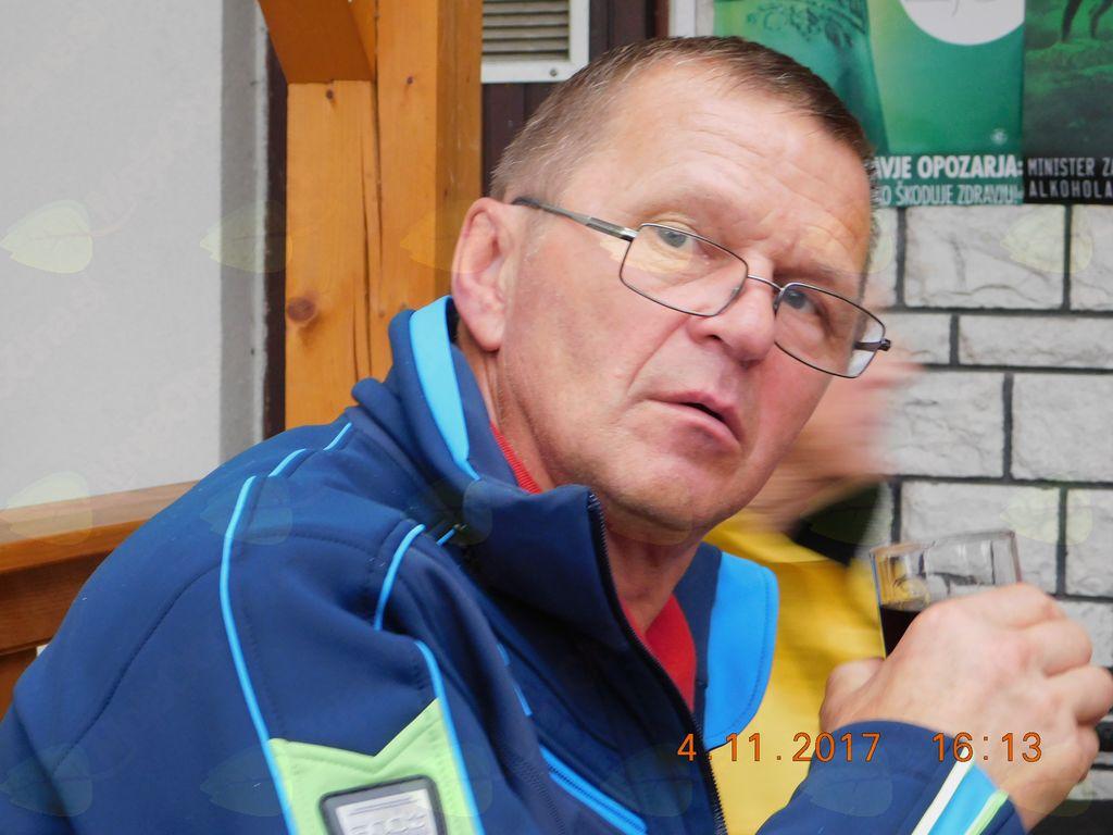 Zdravko Nagode vodja ekip ŠDB Logatec.
