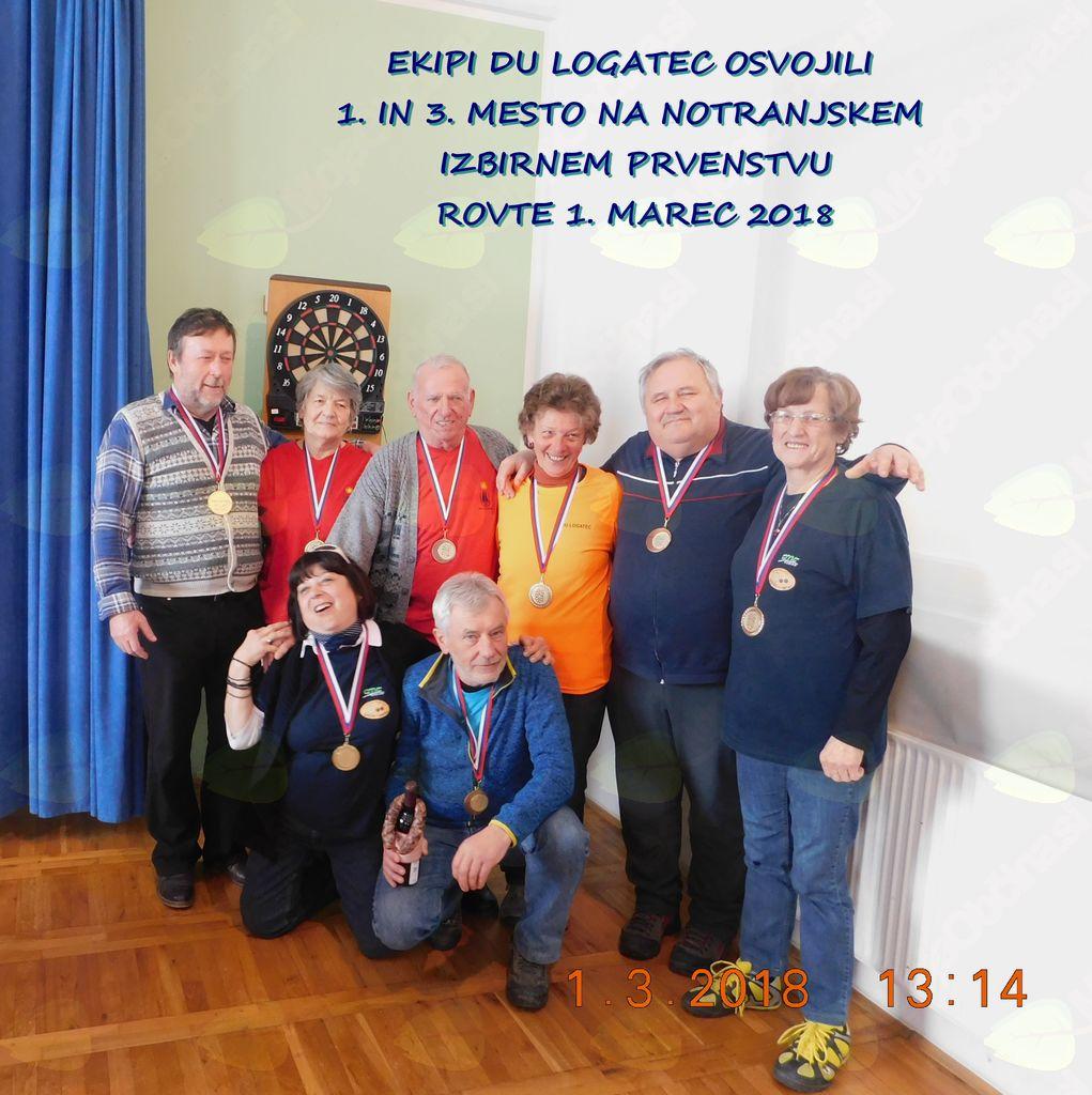 Združena ekipa DU Logatec