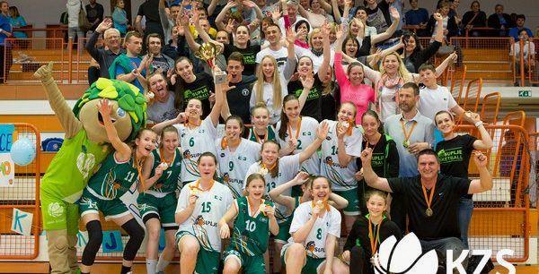 Ženski košarkarski klub odpira vrata novim članicam