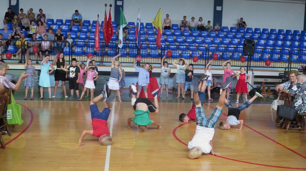 nastop Biljenskih otrok