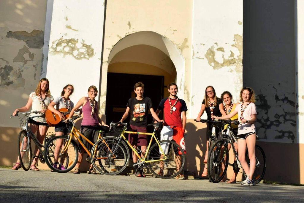 Z Goričkega v Piran s kolesi