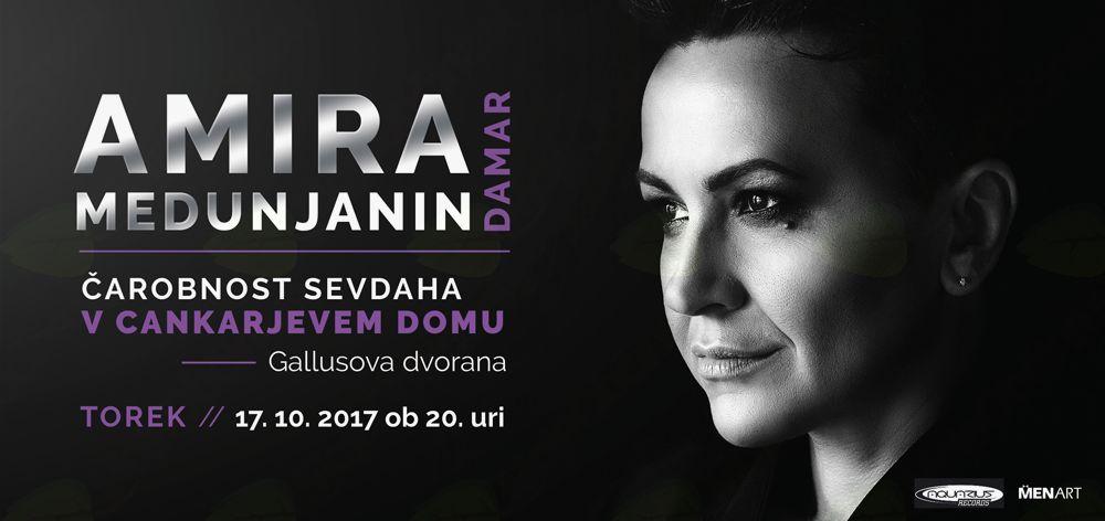 Čarobnost Sevdaha, koncert Amira Medunjanin