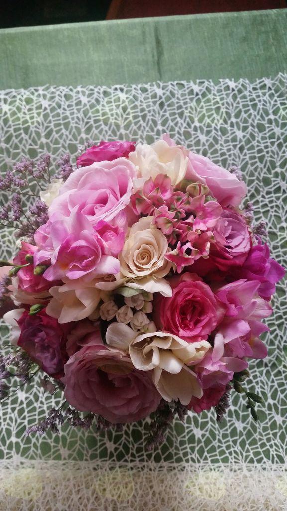 Cvetličarna Vrtnica z vami tudi na vaš poročni dan