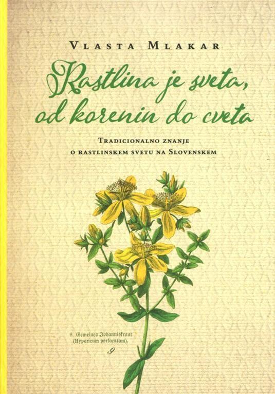 Predavanje: Rastline v ljudski medicini na Slovenskem