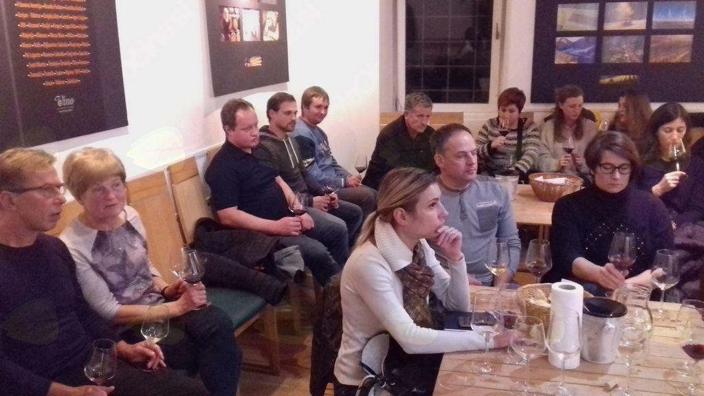 Vinski večeri v Vinoteki Vipava