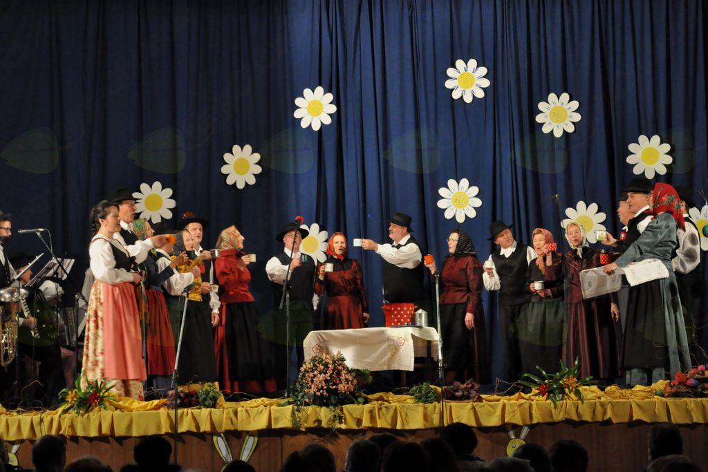 Velikonočni koncert