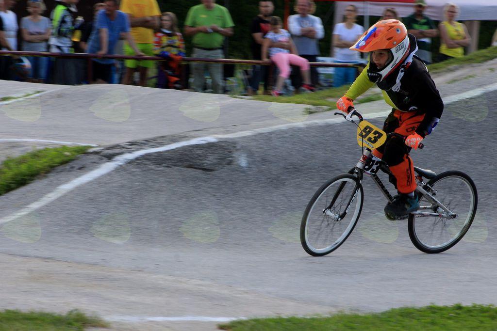 Tri zmage na BMX tekmi v Mariboru