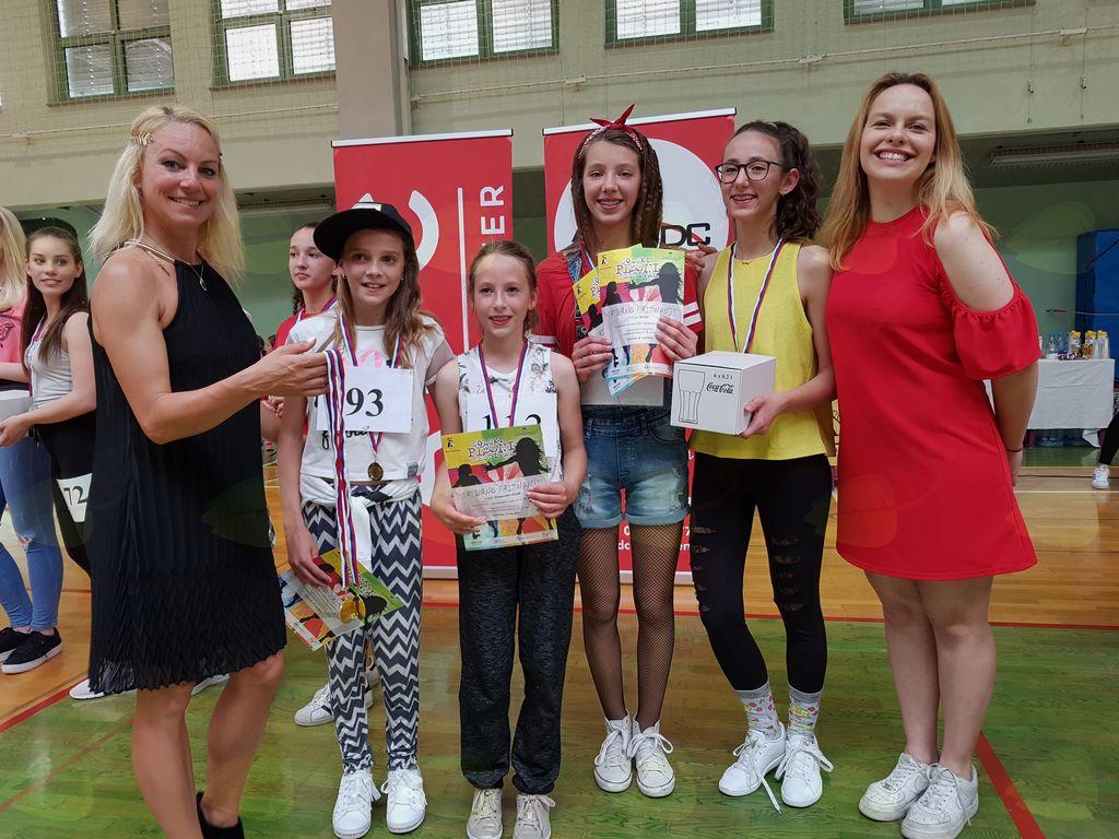 Šolski plesni festival - primorska regija 2018