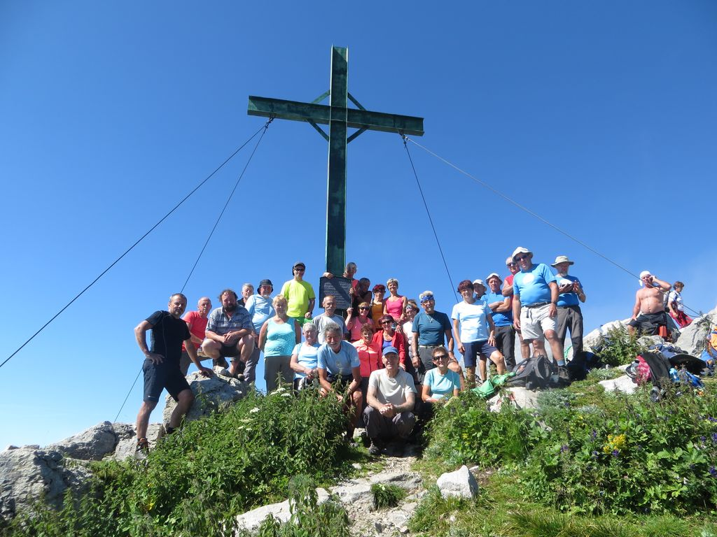 Ajdovski planinci v Karnijskih Alpah