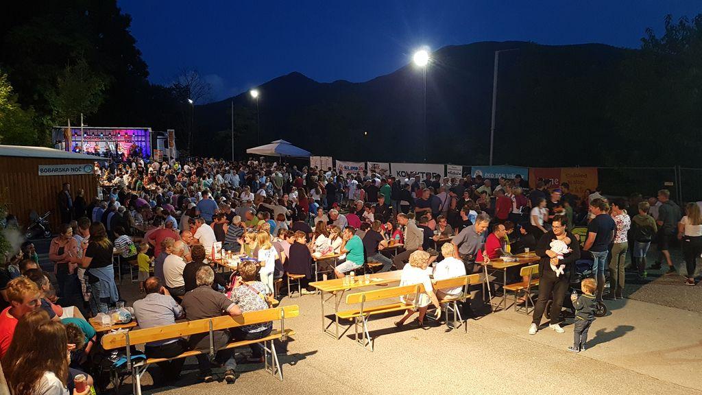 Bobarska noč v Višnjah uspela že 11. leto
