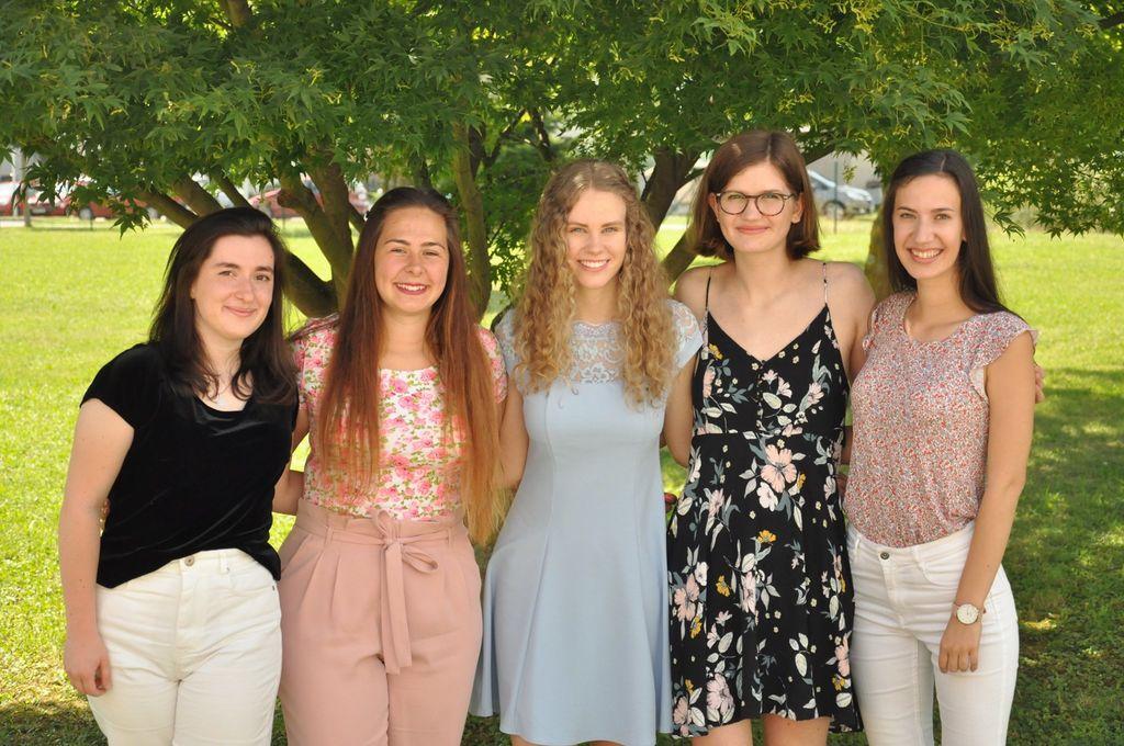 Ponosni na naše maturantke in maturante