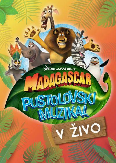 MADAGASCAR - PUSTOLOVSKI MUZIKAL