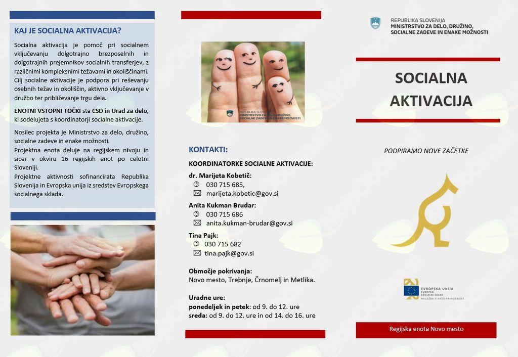 Socialna aktivacija