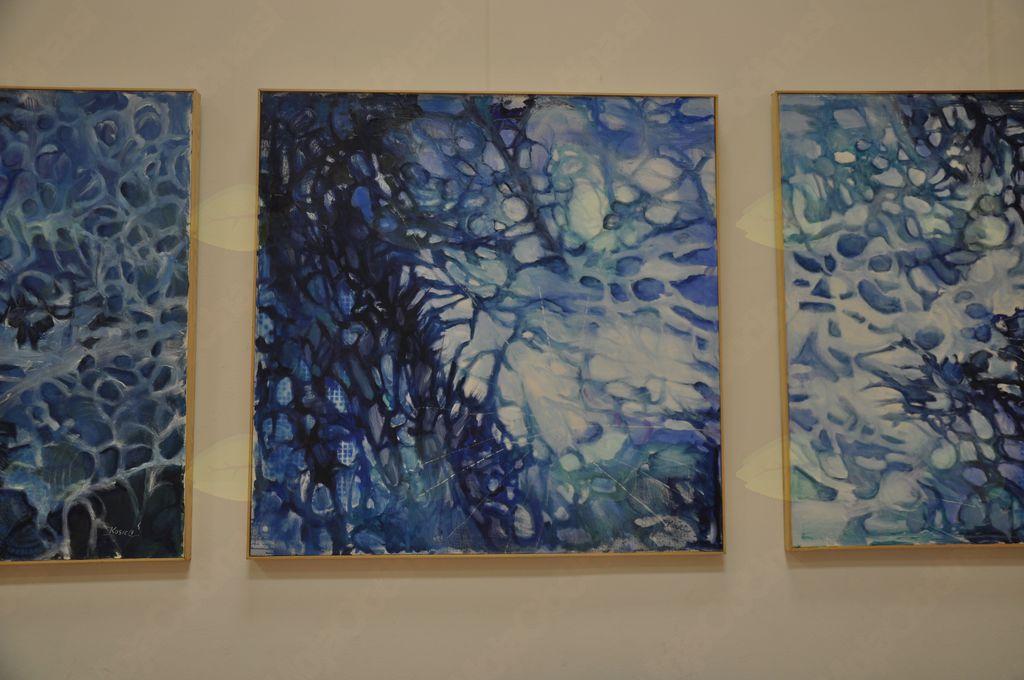 Razstava likovnih dela slikarja Andreja Kosiča