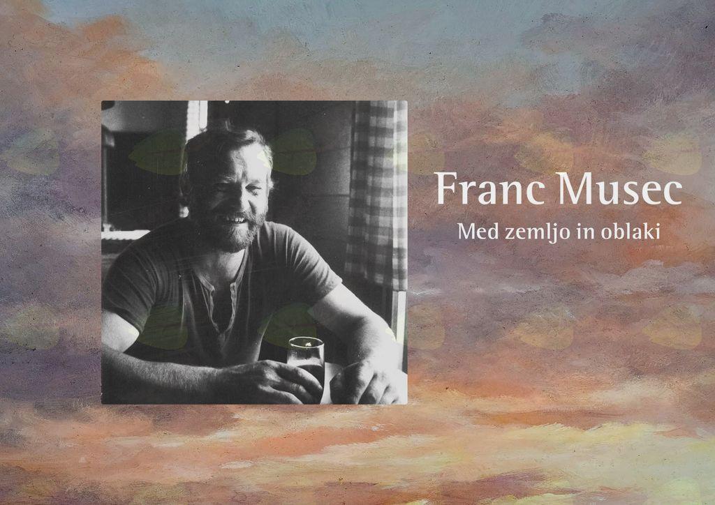 Posthumna razstava likovnih del slikarja Franca Musca