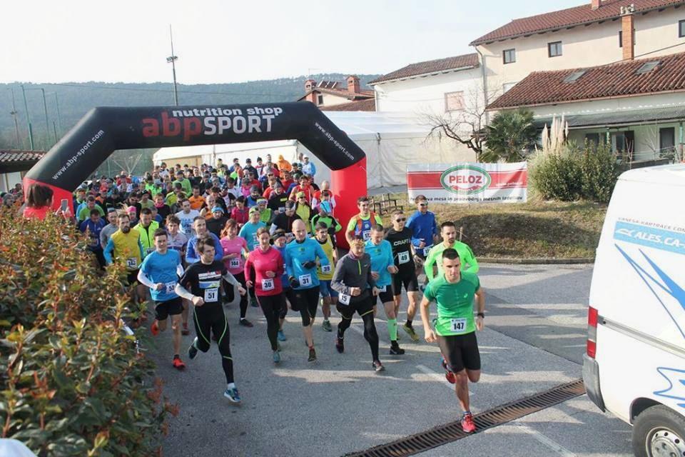 Gorsko tekaška prireditev 3. KRAS KROS TRAIL RUN