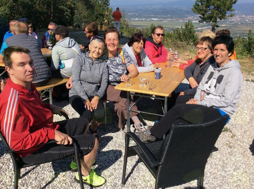 48. srečanje slepih in slabovidnih planincev Slovenije