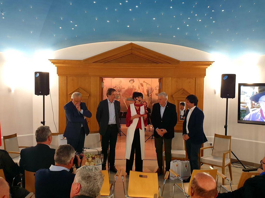 Na Cerju, na odru odličnosti štirje Primorci